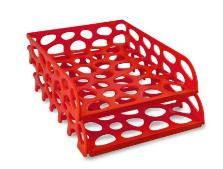 Stackable paper holder – Voronoi Design | SAX